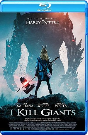 I Kill Giants 2017 WEB-DL 720p 1080p