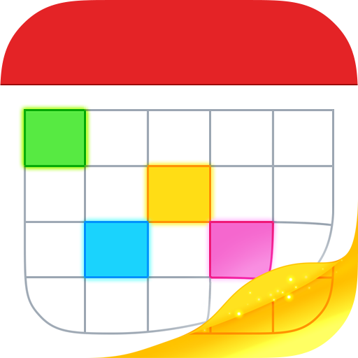 Blank Calendar App Icon : Assistive technology fantastical makes staying