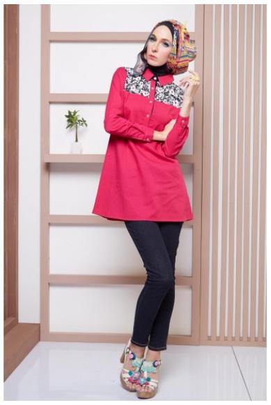 Contoh Foto Baju Muslim Modern Terbaru 2016 Aneka Koleksi