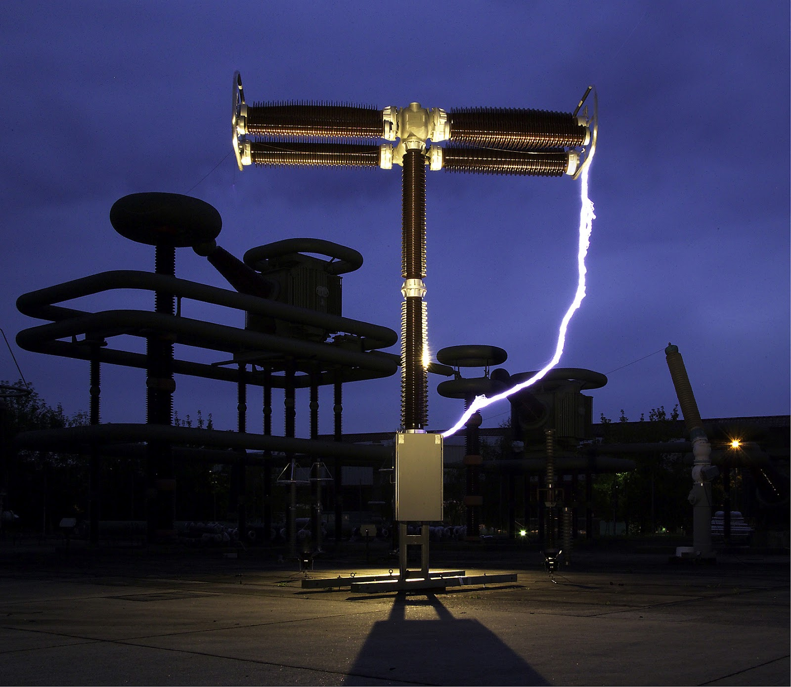 High Voltage Testing : Engineering photos videos and articels search
