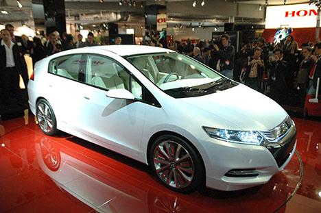Cars News Images New Honda