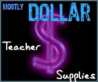 Mostly Dollar Store Supplies