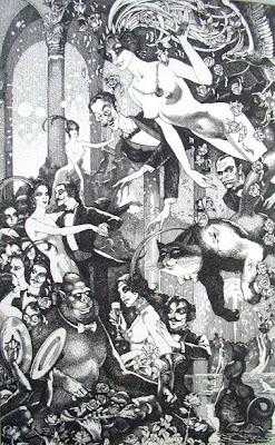 maestro-Margherita-Bulgakov- illustrazioni-Orinyansky
