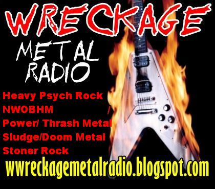Wreckage Metal Radio
