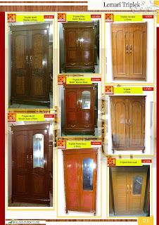 Lemari Triplek Furniture Klender ( Halaman 20 )