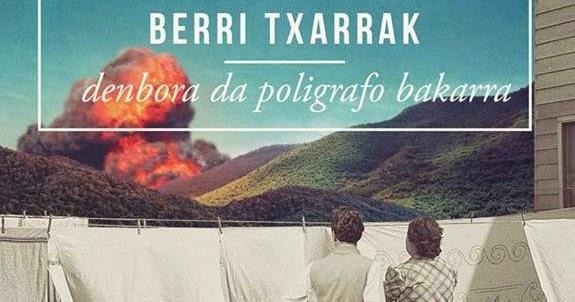 Nuevo videoclip de Berri Txarrak: 'Zerbait asmatuko dugu'