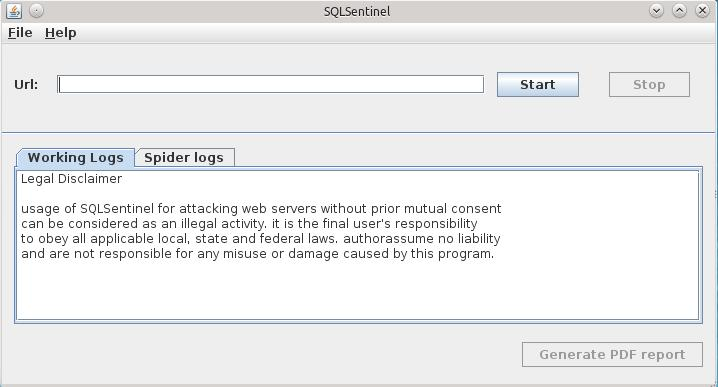 SQLSentinel is an opensource SQL injection testing tool.