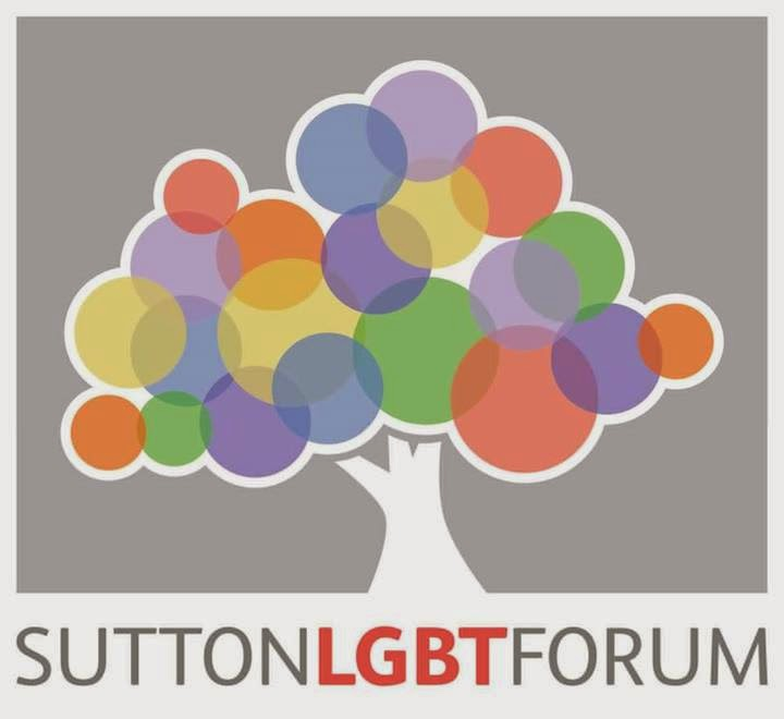 Sutton LGBT Forum logo
