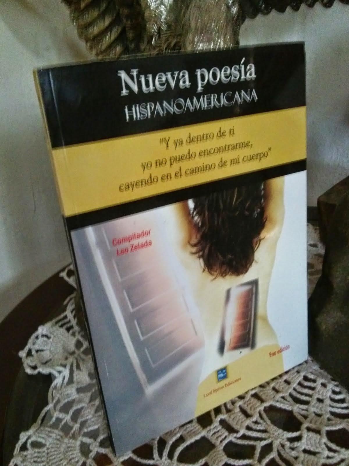 NUEVA POESÍA HISPANOAMERICANA-POEMAS DE ANDRÉ CRUCHAGA