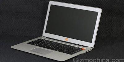 spesifikasi Xiaomi MI Laptop