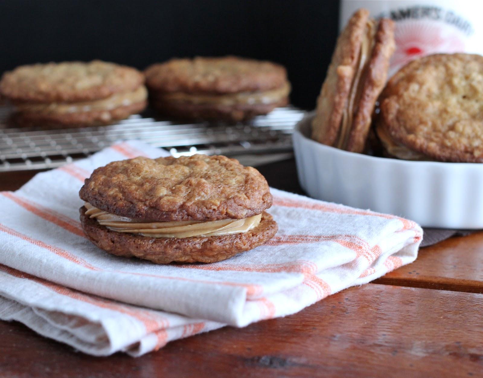 Arctic Garden Studio: Peanut Butter Sandwich Cookies