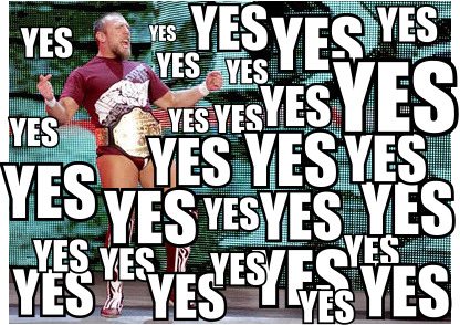 Daniel Bryan Yes