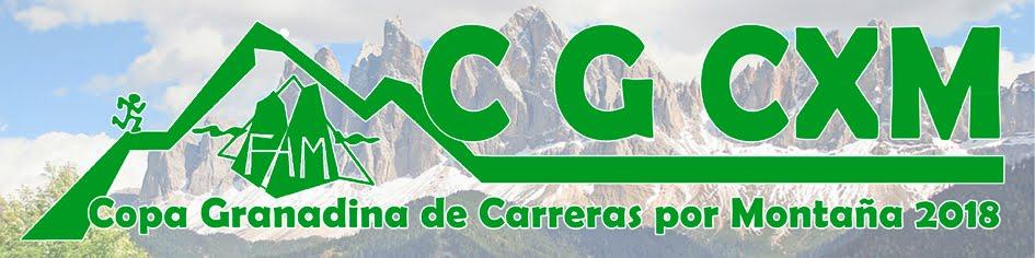 Copa Granadina de Carreras por Montaña 2018.