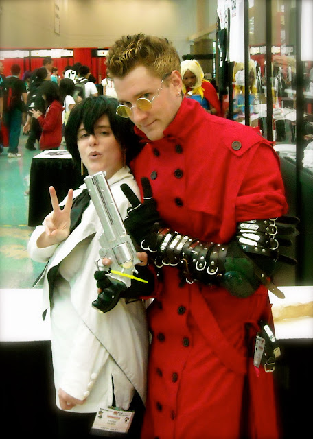 anime cosplay vash estampida