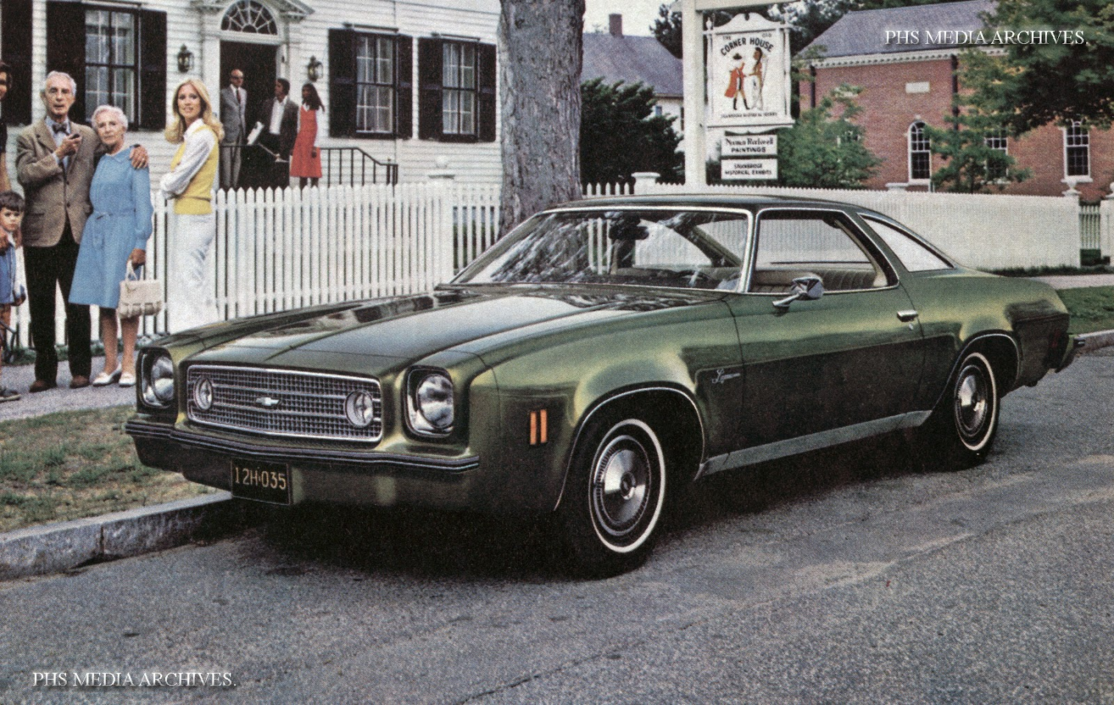 1973 Chevelle SS: A Ghost Muscle Car | phscollectorcarworld