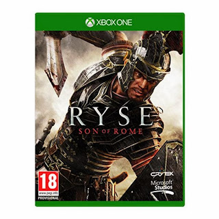 Ryse: Son of Rome portada