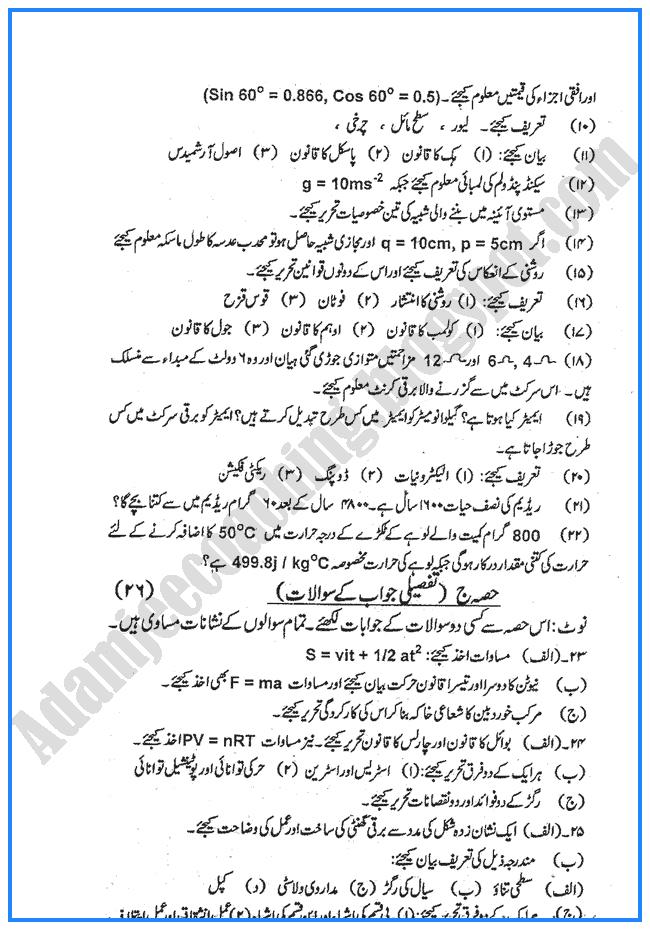 urdu essays for matric Jumma mubarak essays in urdu of matric class essays essays - largest  database of quality sample essays and research papers on urdu essays for  matric.