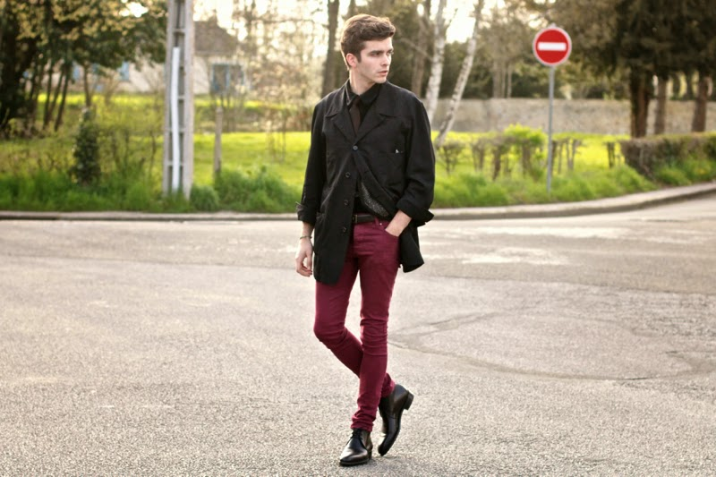 Stylnoxe blog mode homme lifestyle voyages - Style parisien homme ...