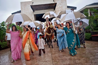 Indian Wedding Planning Tips for a Rainy Wedding! | Wedding Under Umbrellas