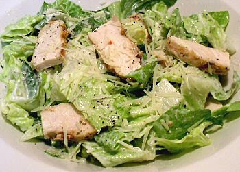 Incredible Chicken Caesar Salad | Eat and Be Merry