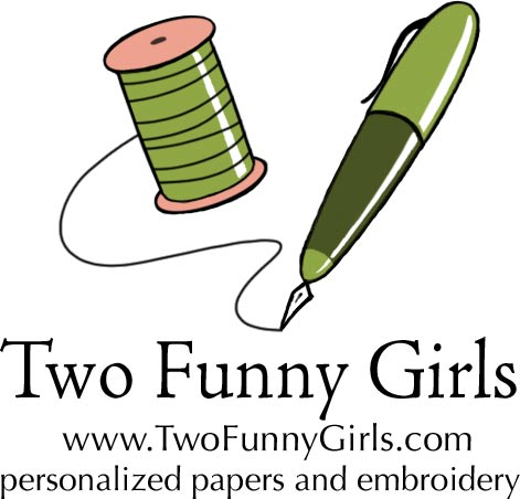 Two Funny Girls
