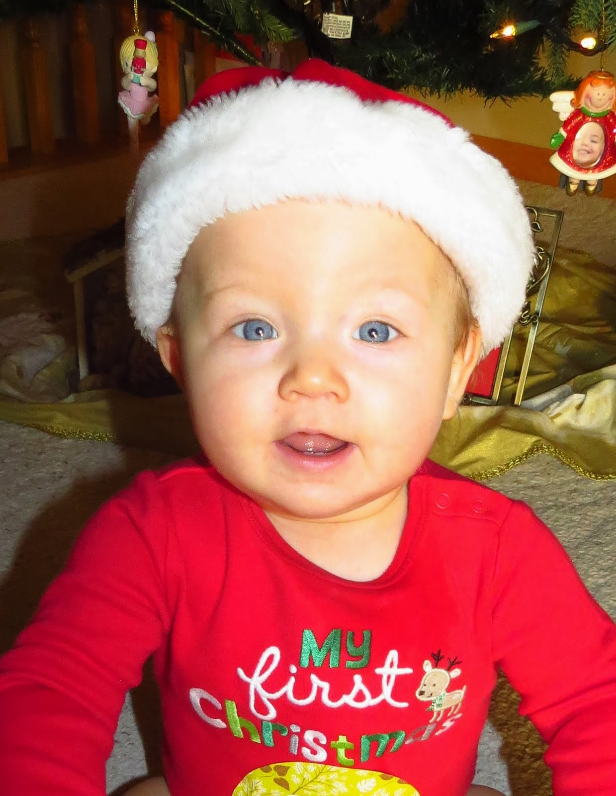 Carrine's 1st Christmas