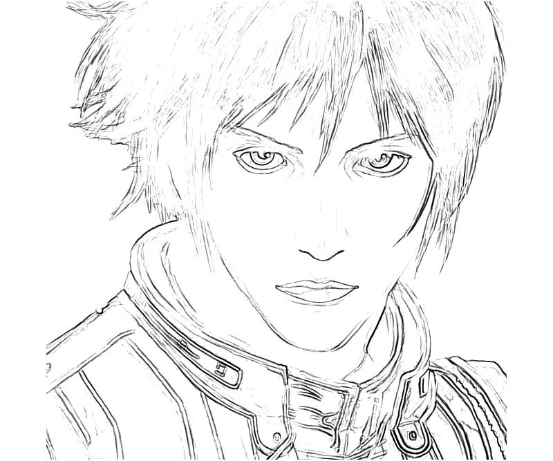 printable-the-last-remnant-rush-sykes-character_coloring-pages