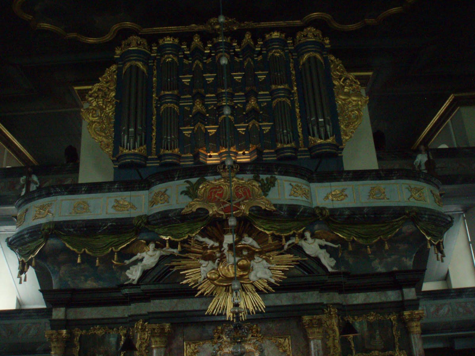 Beware Of The Rug Kongsberg Church