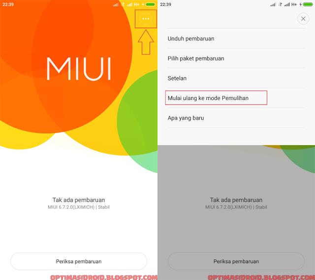 Cara Mudah Root Xiaomi Mi4i tanpa PC