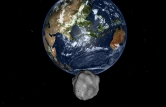 Asteroide vai passar próximo à Terra