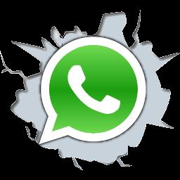 Una WhatsApp® Que rompe comparación