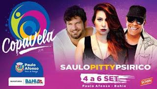 Copa Vela começa hoje (4) em Paulo Afonso, confira a programção