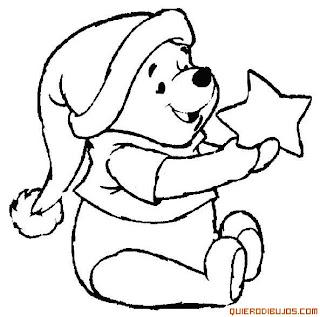 Dibujos de Winnie Pooh