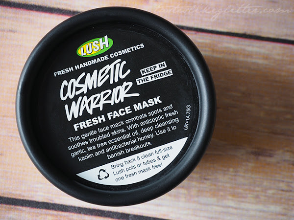 Lush Fresh Face Mask - Cosmetic Warrior.