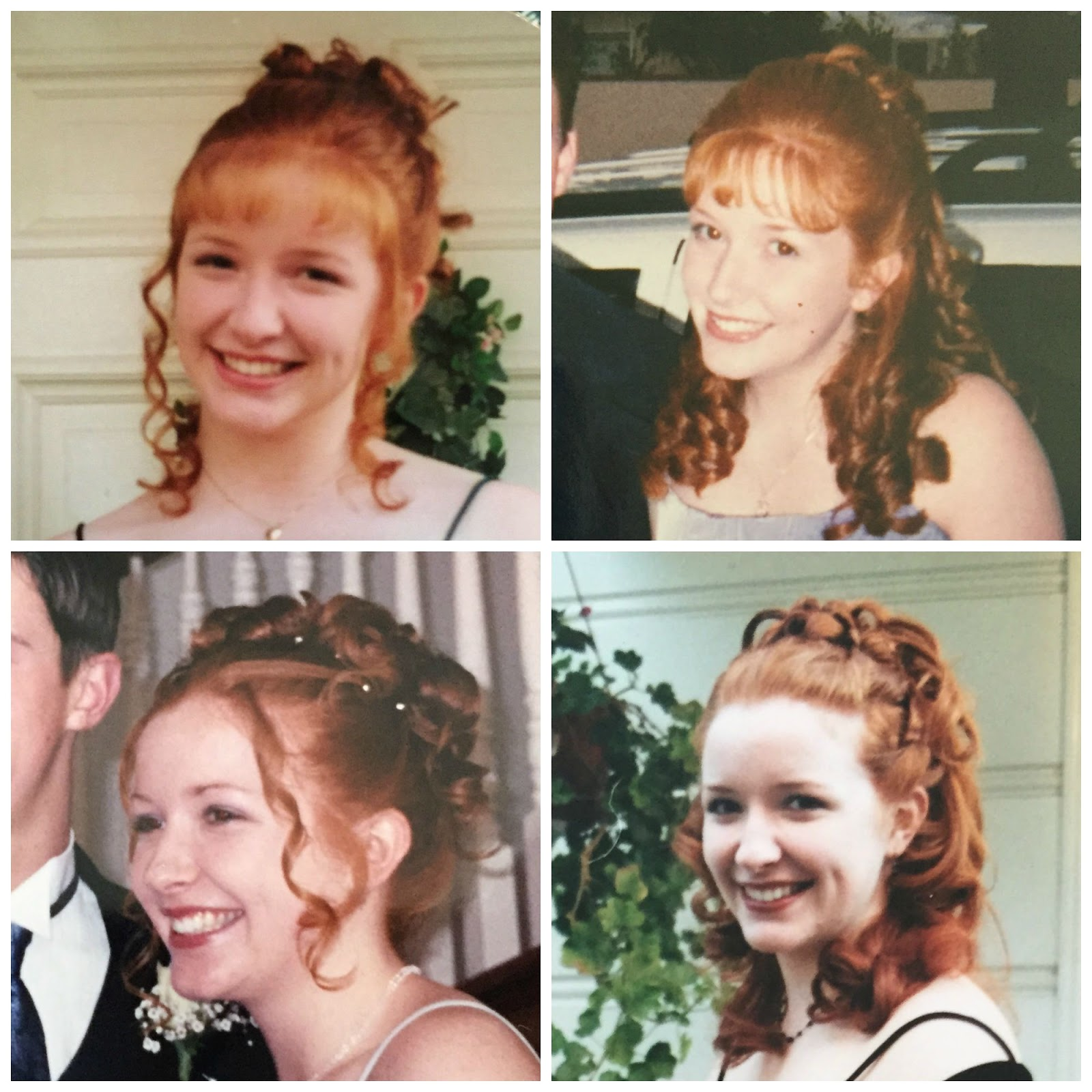 Prom Hairstyles 90s : S prom hair galleryhip the hippest pics