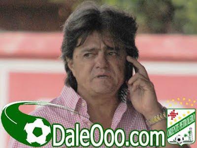 Oriente Petrolero - Jose Ernesto Keko Álvarez - Club Oriente Petrolero