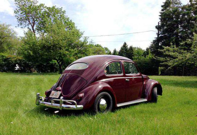 1957 vw oval hardtop buy classic volks. Black Bedroom Furniture Sets. Home Design Ideas
