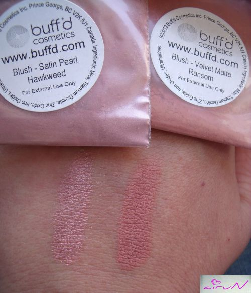 colorete blush buff´d cosmetics