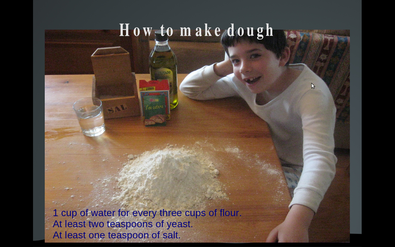 how to make turnover dough from scratch