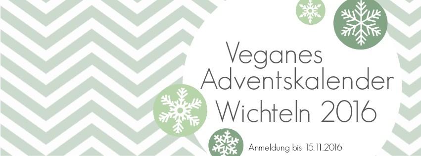 Veganes Adventskalenderwichteln 2016
