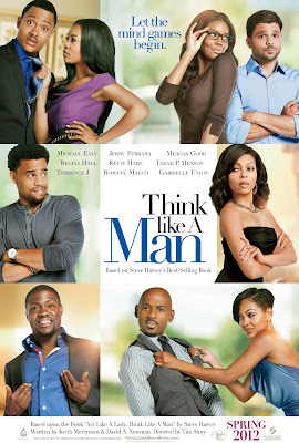 Watch Think Like a Man 2012 Hollywood Movie Online | Think Like a Man 2012 Hollywood Movie Poster
