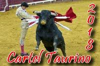 Cartel Taurino 2018