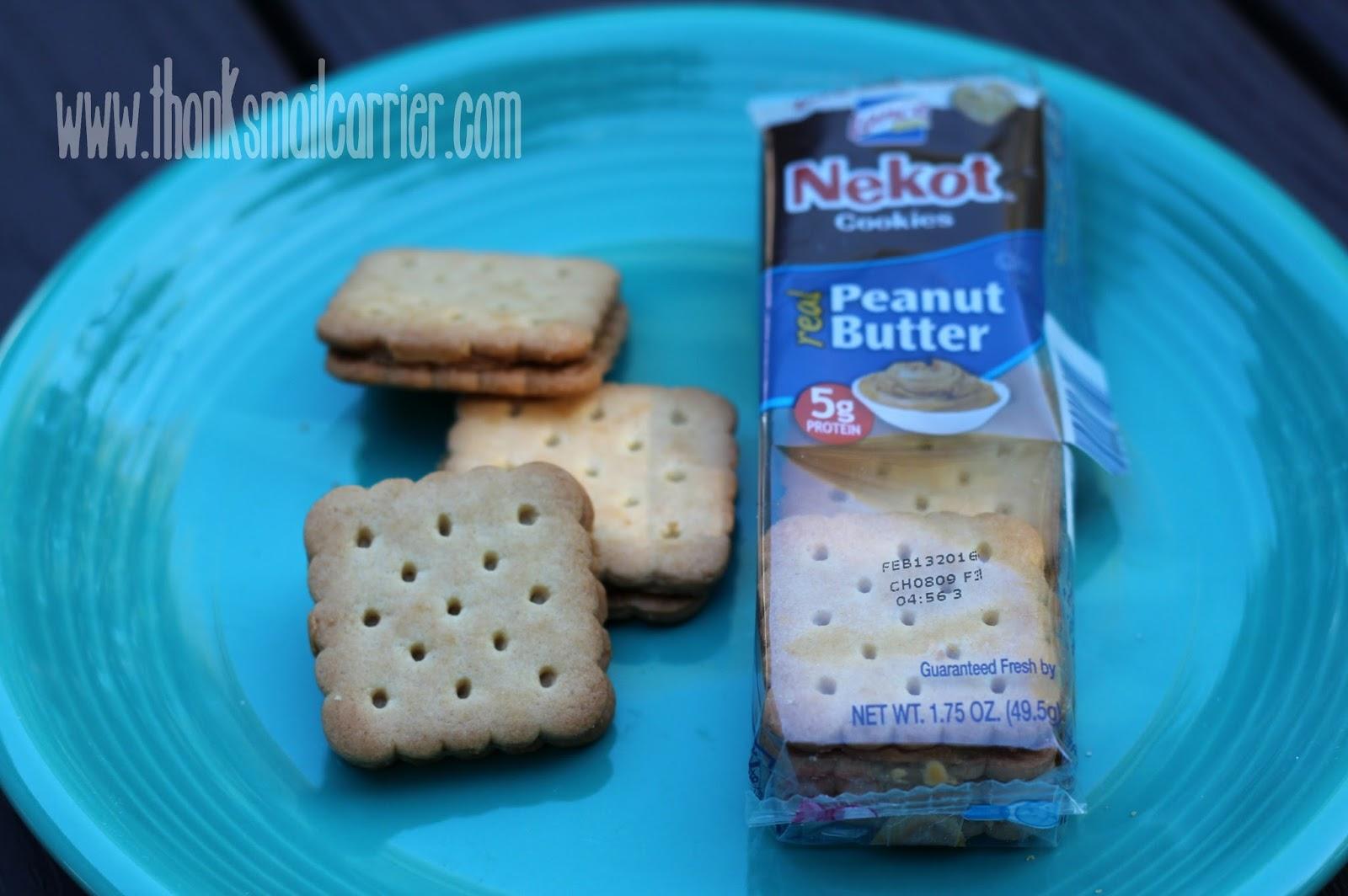 Lance Peanut Butter Nekot