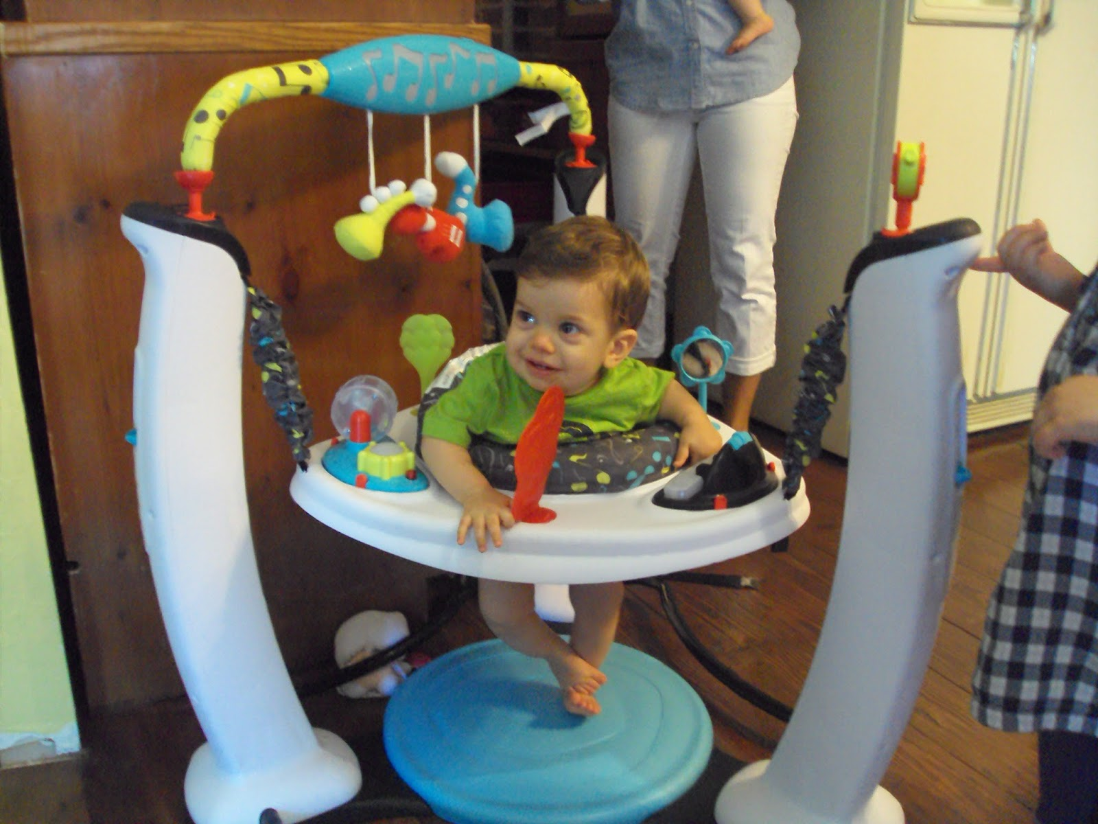 evenflo exersaucer jump and learn jam session manual