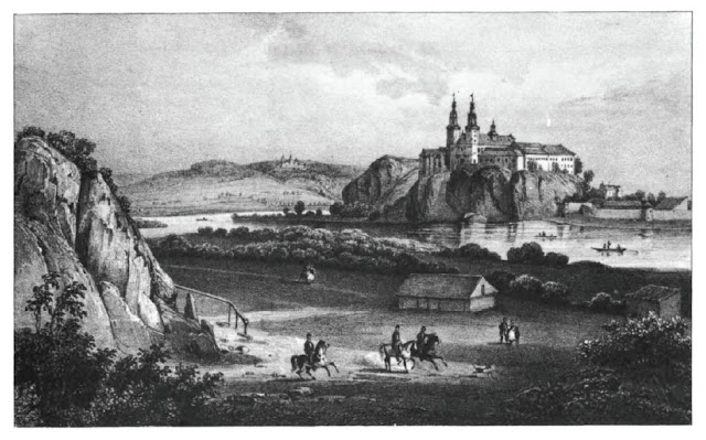 J.N Głowacki - 24 widoków miasta Krakowa i jego okolic