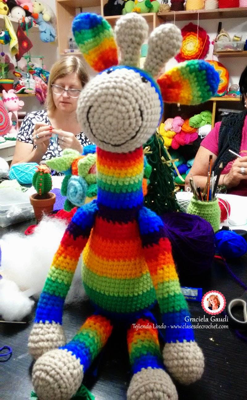 crochet patrones paso a paso