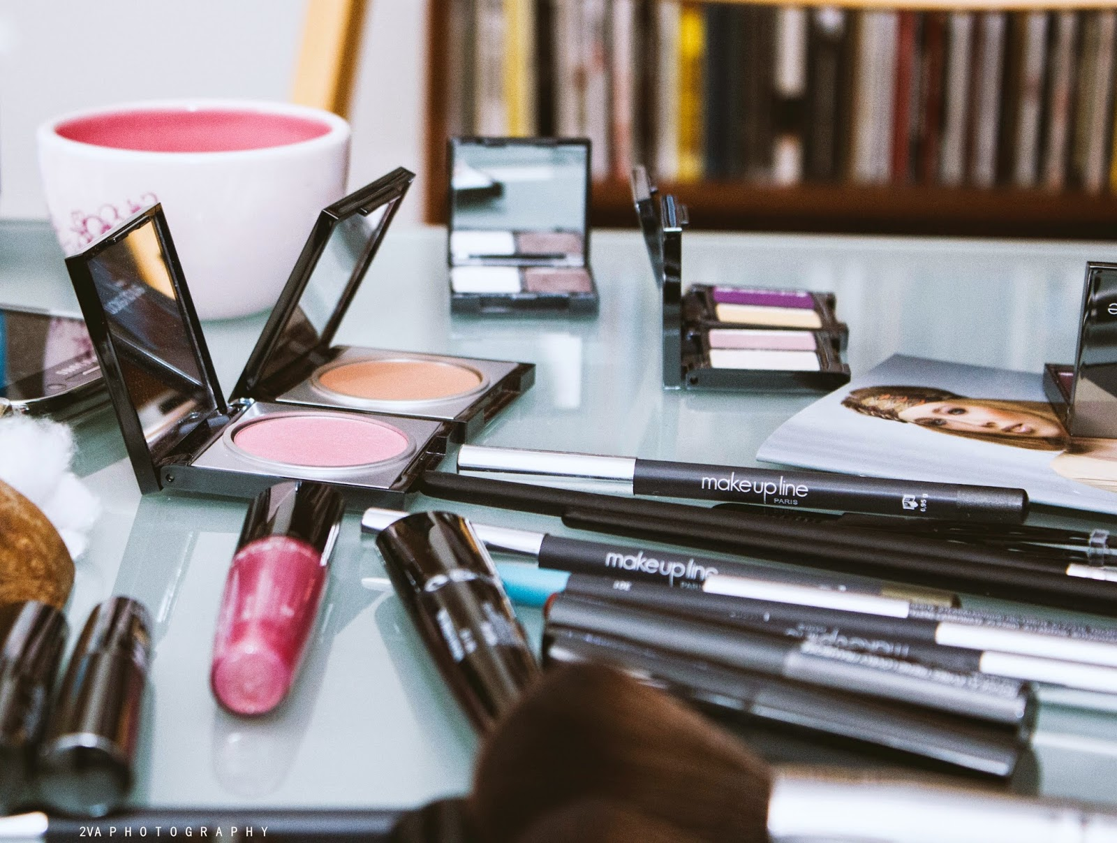 Un dimanche aprem' coaching makeup avec Make up line