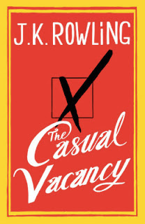 The Casual Vacancy book J.K. Rowling