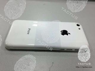 Se filtra imagen de supuesto iPhone de plastico
