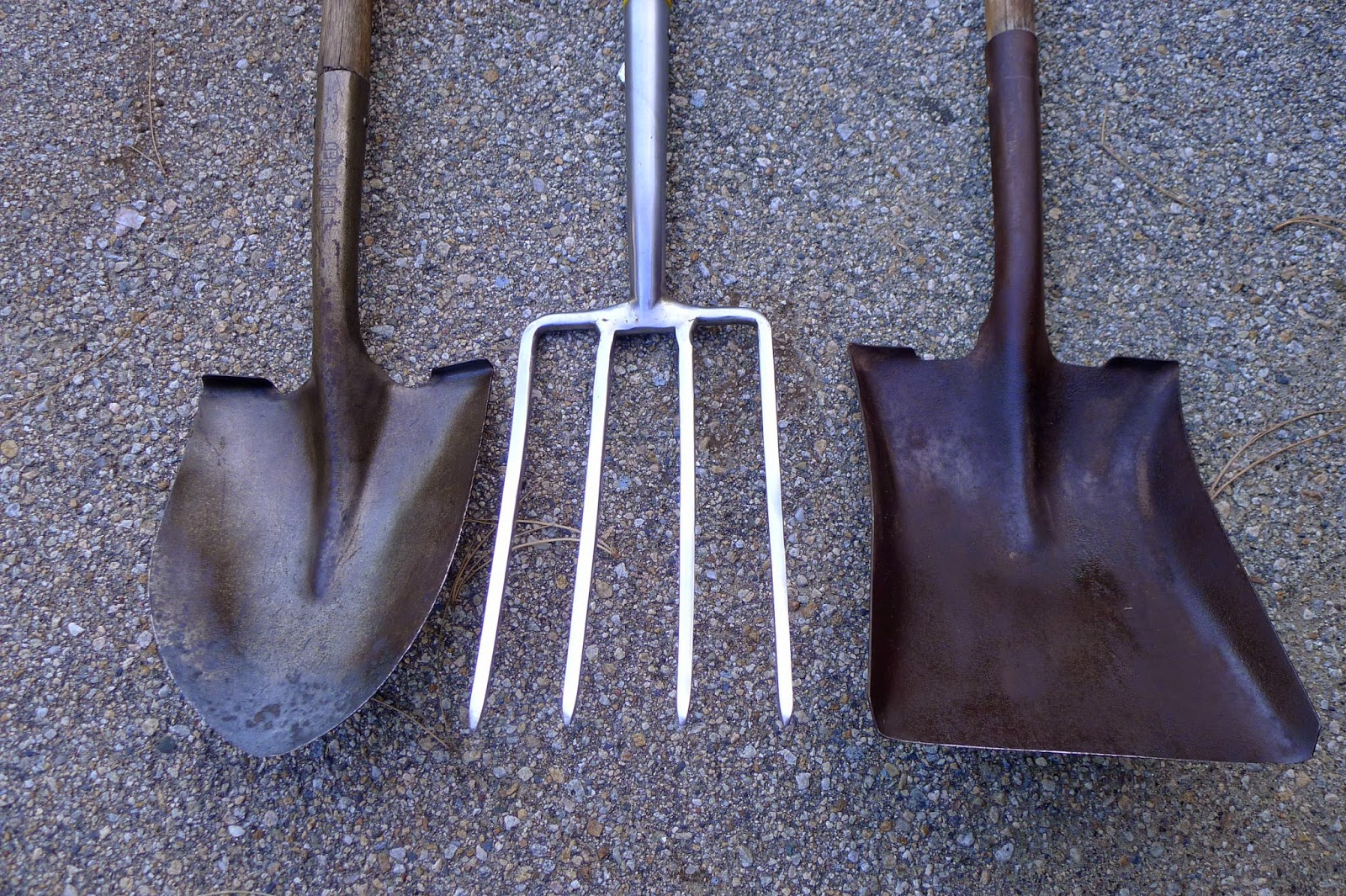 Winter Gardening Tool Care